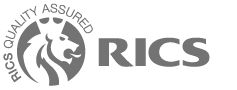 Logo for the RICS